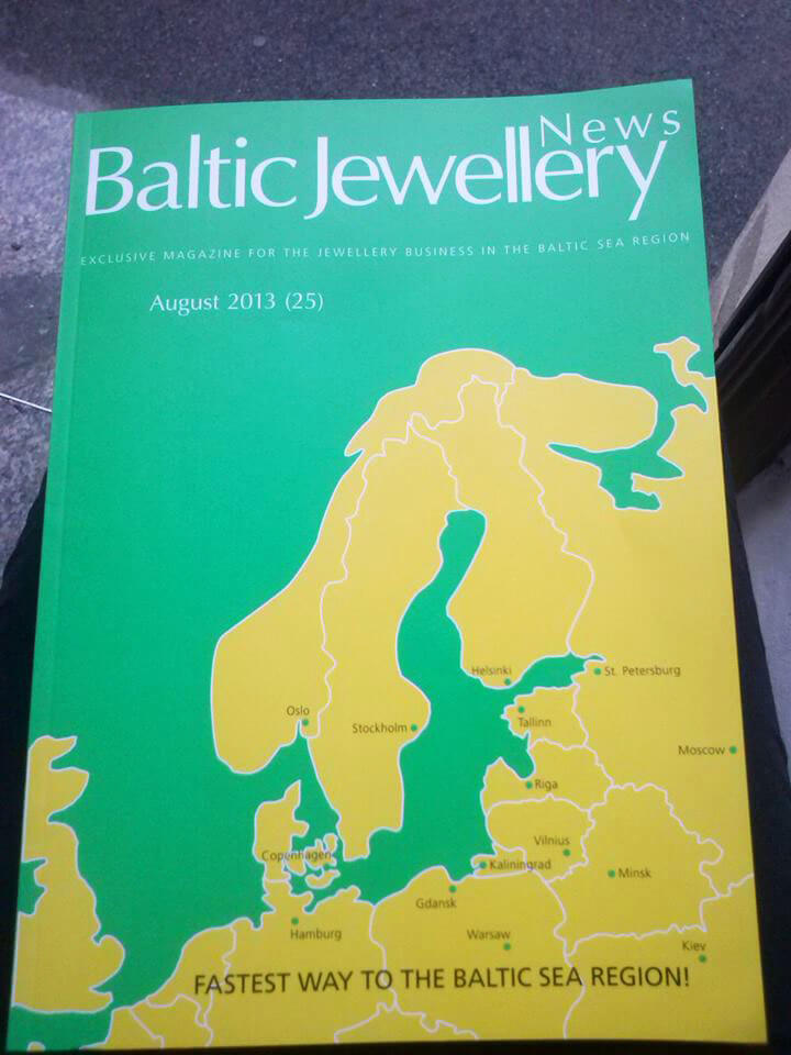 baltic jewelry 2013