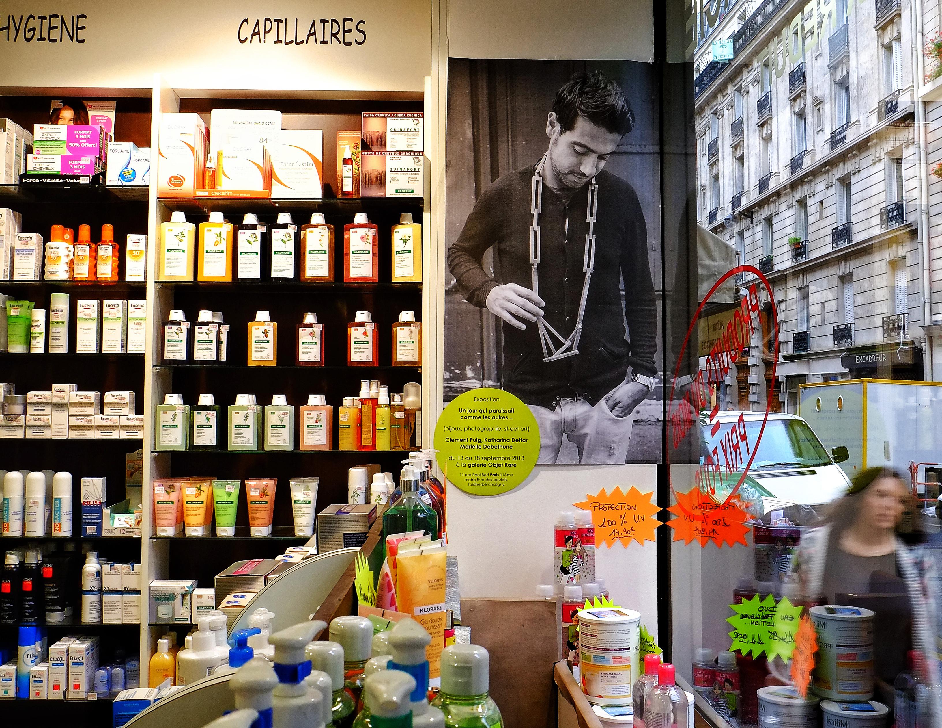 la Pharmacie rue paul bert