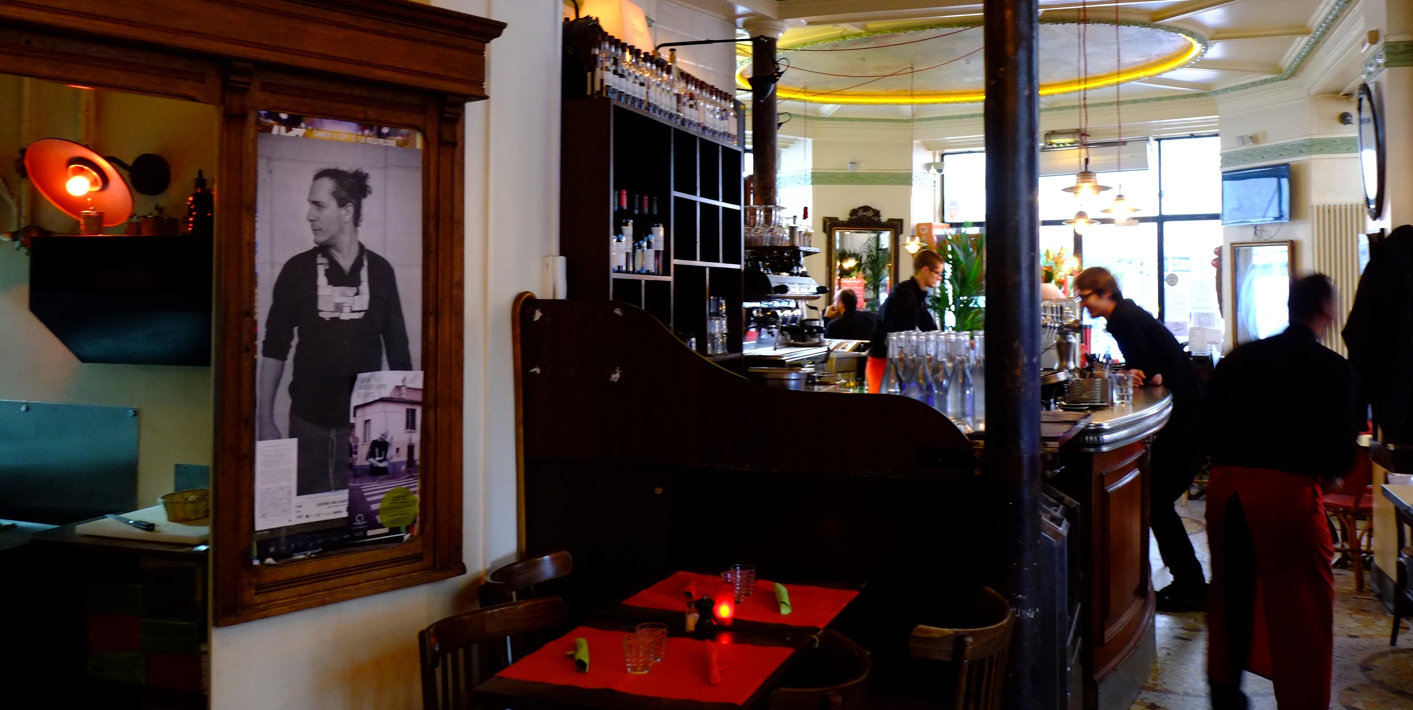 le bar Les funambules