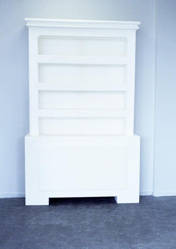 meuble en mousse blanc studio dewi van de klomp
